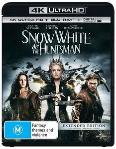 Snow White & the Huntsman [Import]