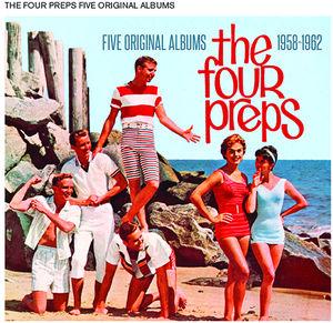 Five Original Albums 1958-1962 [Import] , The Four Preps