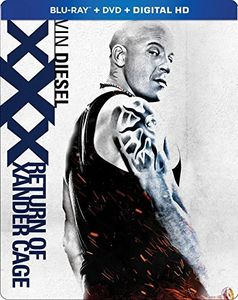 xXx: Return of Xander Cage (Steelbook)