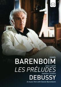 Daniel Barenboim Plays & Explains Debussy