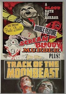Scream Bloody Murder /  Track of the Moon Beast