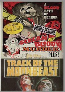 Scream Bloody Murder /  Track of the Moon Beast