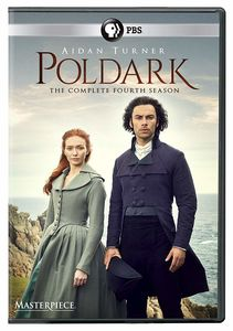Poldark: The Complete Fourth Season (Masterpiece) , Aidan Turner