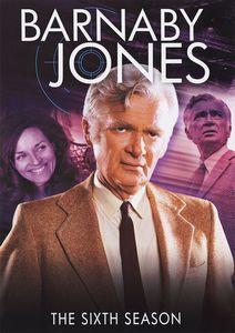Barnaby Jones: The Sixth Season