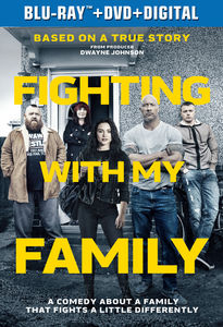 Fighting With My Family , Dwayne Johnson