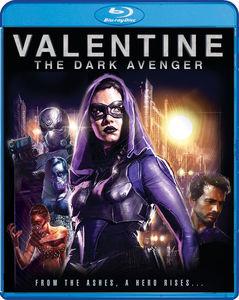 Valentine: The Dark Avenger , Matthew Settle
