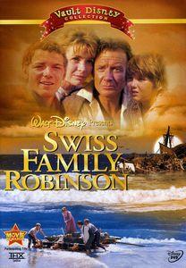 Swiss Family Robinson , John Mills