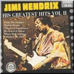 His Greatest Hits Vol.2 , Jimi Hendrix