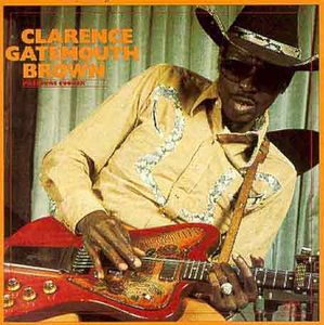 """Pressure Cooker , Clarence """"Gatemouth"""" Brown"""