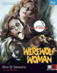 Werewolf Woman (La Lupa Mannara)