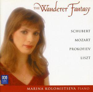 Mozart: Piano Sonata K283 /  Schubert: Wanderer Fantasy