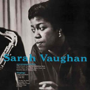 With Clifford Brown [Import] , Sarah Vaughan