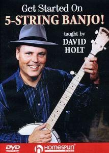 Get Started on 5 String Banjo
