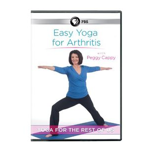 Yoga For The Rest Of Us: Easy Yoga For Arthritis With Peggy Cappy , Peggy Cappy