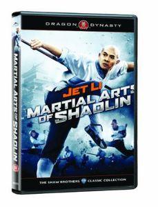 Martial Arts of Shaolin [Import]