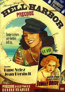 Pre-Code Hollywood Double Feature: Hell Harbor /  Jungle Bride