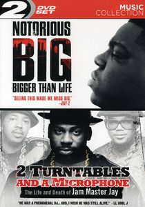 Notorious B.I.G.: Bigger Than Life /  2 Turntables and a Microphone: The Life and Death of Jam Master Jay