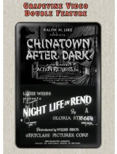 Chinatown After Dark /  Night Life in Reno