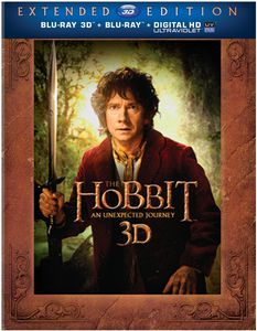 The Hobbit: An Unexpected Journey (Extended Edition--Five-Disc Set)