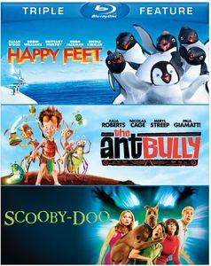 Happy Feet /  The Ant Bully /  Scooby-Doo: The Movie