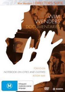 Wim Wenders' Documentaries [Import]