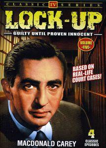 Lock-Up: Volume 5