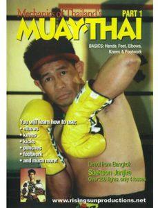 Mechanics of Thailand's Muay-Thai: Basics Part 1