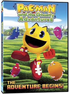 Pac-Man and the Ghostly Adventures: The Adventure Begins!
