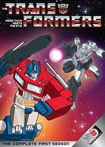 Transformers More Than Meets the Eyes: Season One