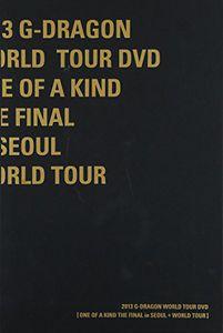 2013 G-Dragon World Tour DVD [Import]