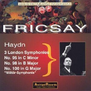 Sinfonien 95 98 & 100