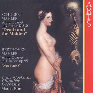 String Quartet in D Death & the Maiden