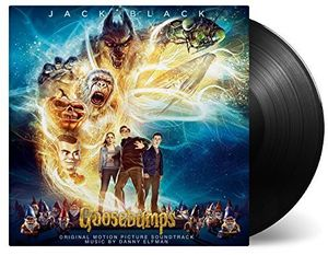 Goosebumps (Original Motion Picture Soundtrack) [Import]