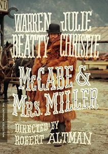 McCabe & Mrs. Miller (Criterion Collection) , Warren Beatty