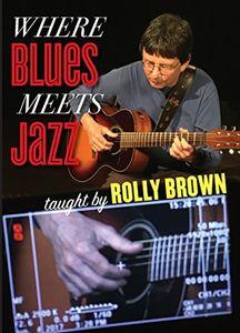 Where Blues Meets Jazz [Import]