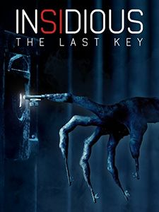 Insidious/ Insidious: Chapter 2/ Insidious: Chapter 3/ Insidious: The Last Key - DVD + Digital