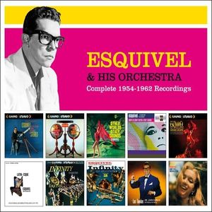 Complete 1954-1962 Recordings [Import] , Esquivel & His Orchestra