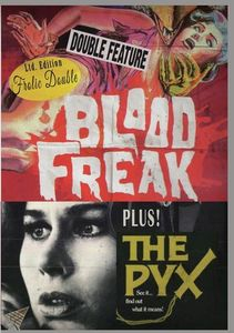 Blood Freak /  The Pyx