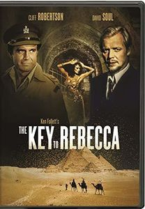 The Key To Rebecca , Cliff Robertson