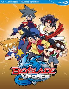 Beyblade Vforce: Complete Series