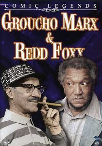 Comic Legends: Groucho Marx & Redd Foxx