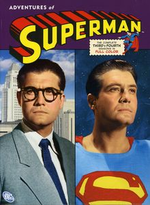 Adventures of Superman: The Complete Third and Fourth Seasons