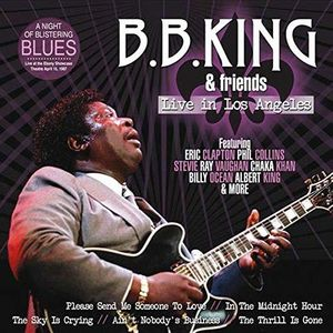 Live in Los Angeles [Import] , B.B. King