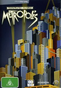 Metropolis (Reconstructed & Restored) [Import]