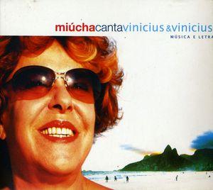 Miucha Canta Vinicius & Vinicius [Import]