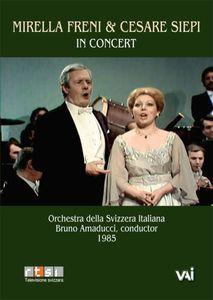Mirella Freni & Cesare Siepi in Concert