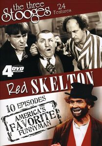 The Three Stooges /  Red Skelton
