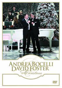 Andrea Bocelli & David Foster: My Christmas