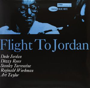 Flight to Jordan