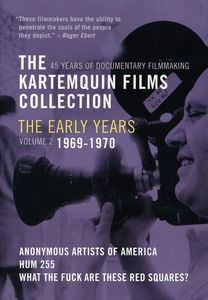 The Kartemquin Films Collection: The Early Years: Volume 2: 1969-1970